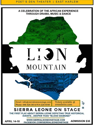 Lion Mountain